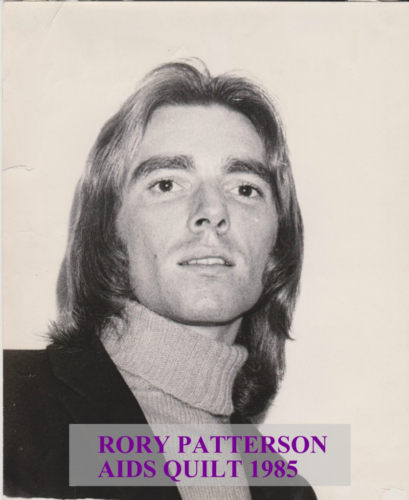 RORY PATTERSON