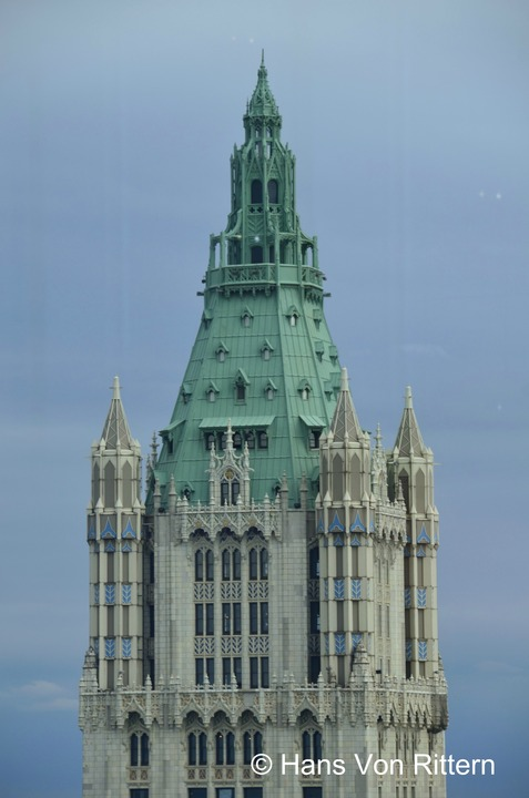 THE WOOLWORTH TOWER
