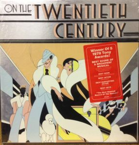 """On The Twentieth Century"" 1978 Broadway cast lp"