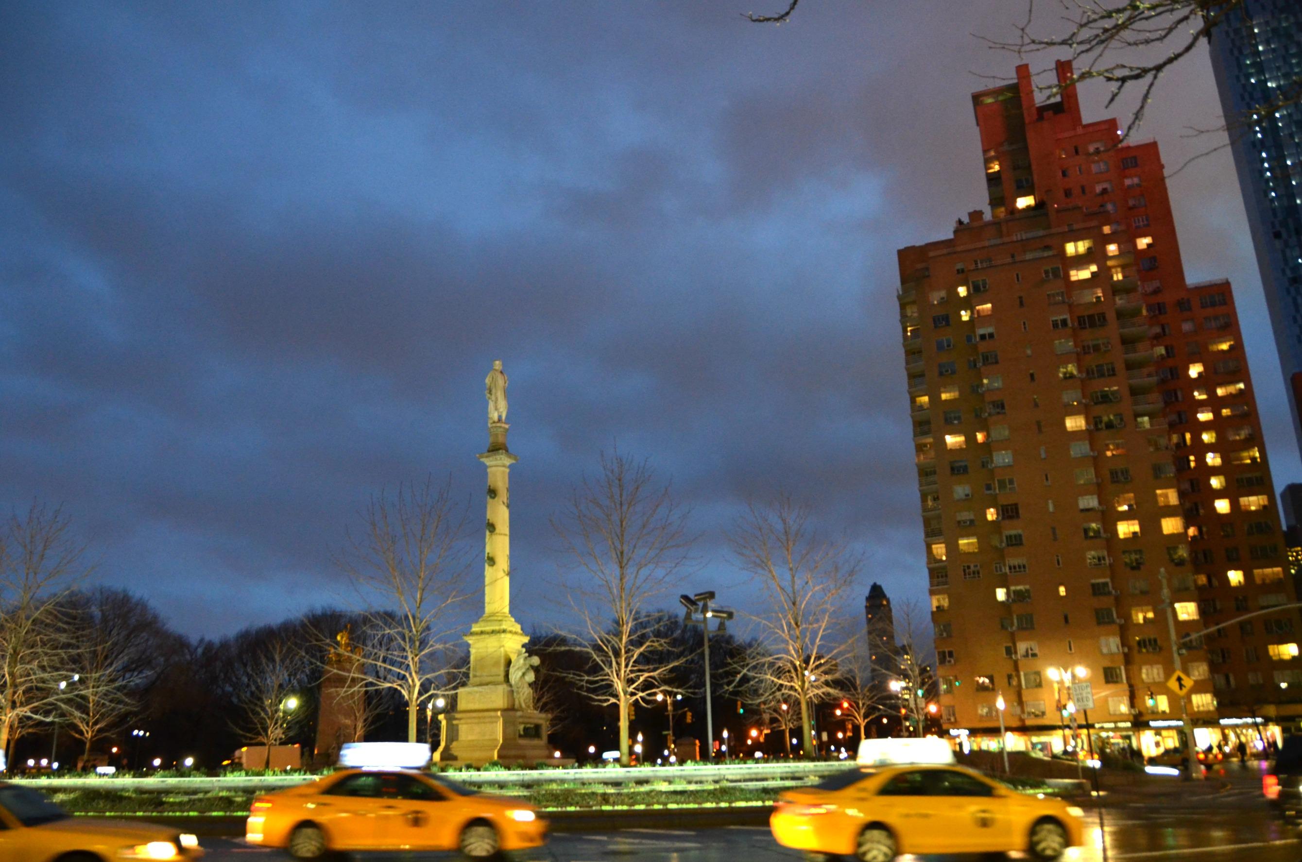 Columbus Circle NYC _JoseTutesTutivenphotographyShockBlast