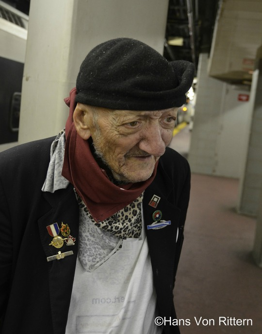 WORLD WAR II VETERAN