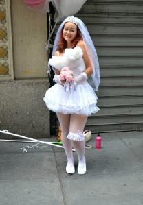 BRIDE GAY