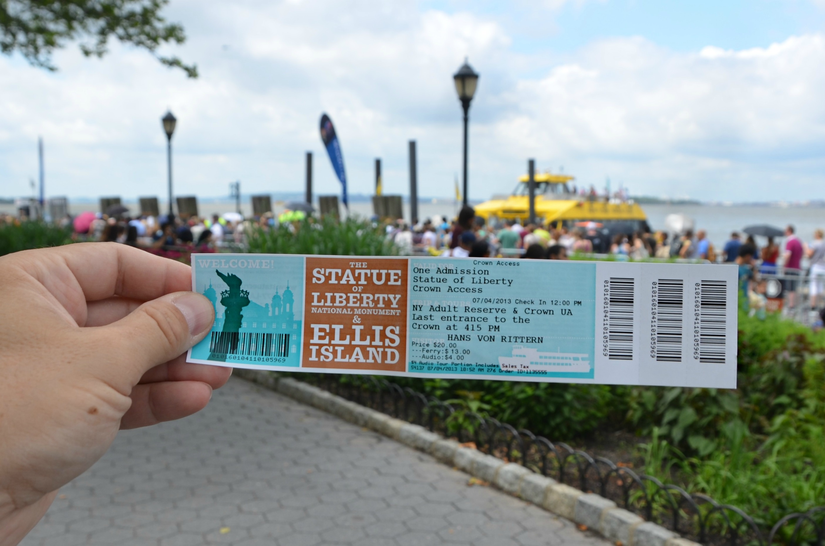 Statue of liberty face new york city in the wit of an eye the fourth of july ticket buycottarizona Gallery
