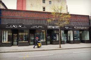 Empty West 8th Street 2013, Greenwich Village