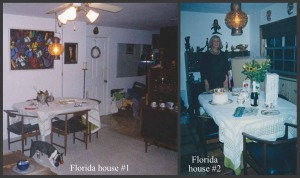 FLORIDA DINING SET collage