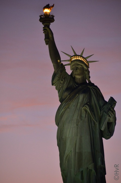 LIBERTY'S TWILIGHT