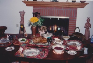 Tucson Thanksgiving 1994