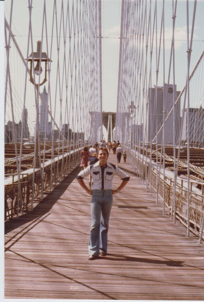 Brooklyn Bridge 1980
