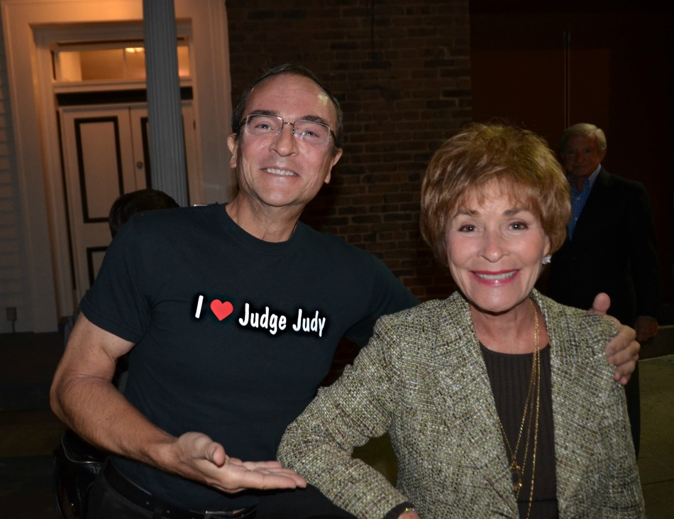 JUDGE JUDY AND HANS