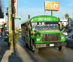 TIJUANA SCHOOL BUS HvR