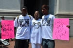 TRAYVON MARTIN RALLY SIGNS (5)