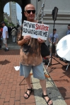 TRAYVON MARTIN RALLY SIGNS (8)