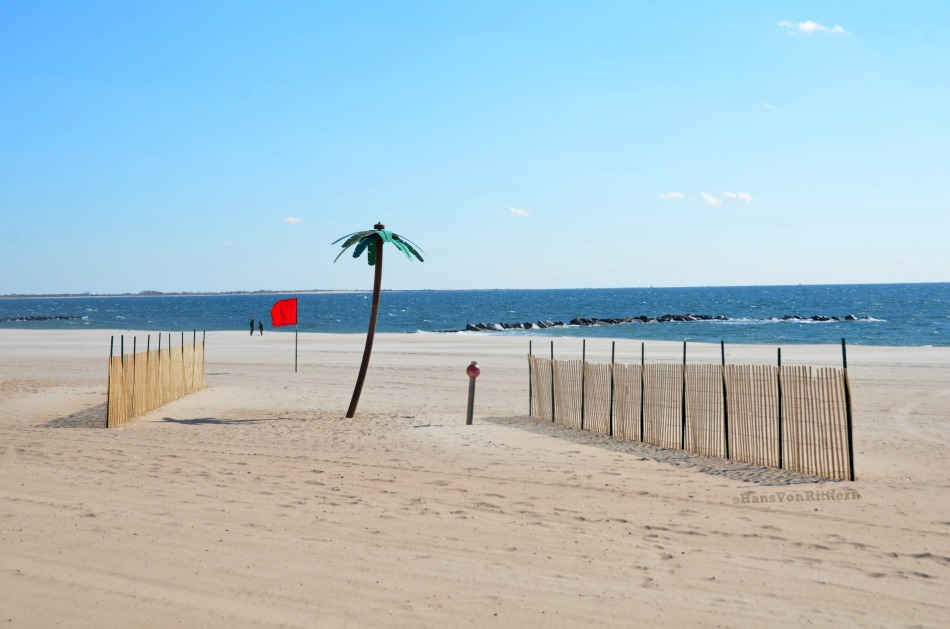 CONEY ISLAND 1 YEAR  AFTER THE STORM©