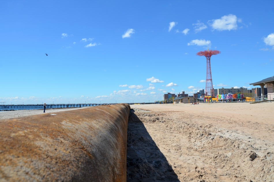 CONEY ISLAND PIPELINE©