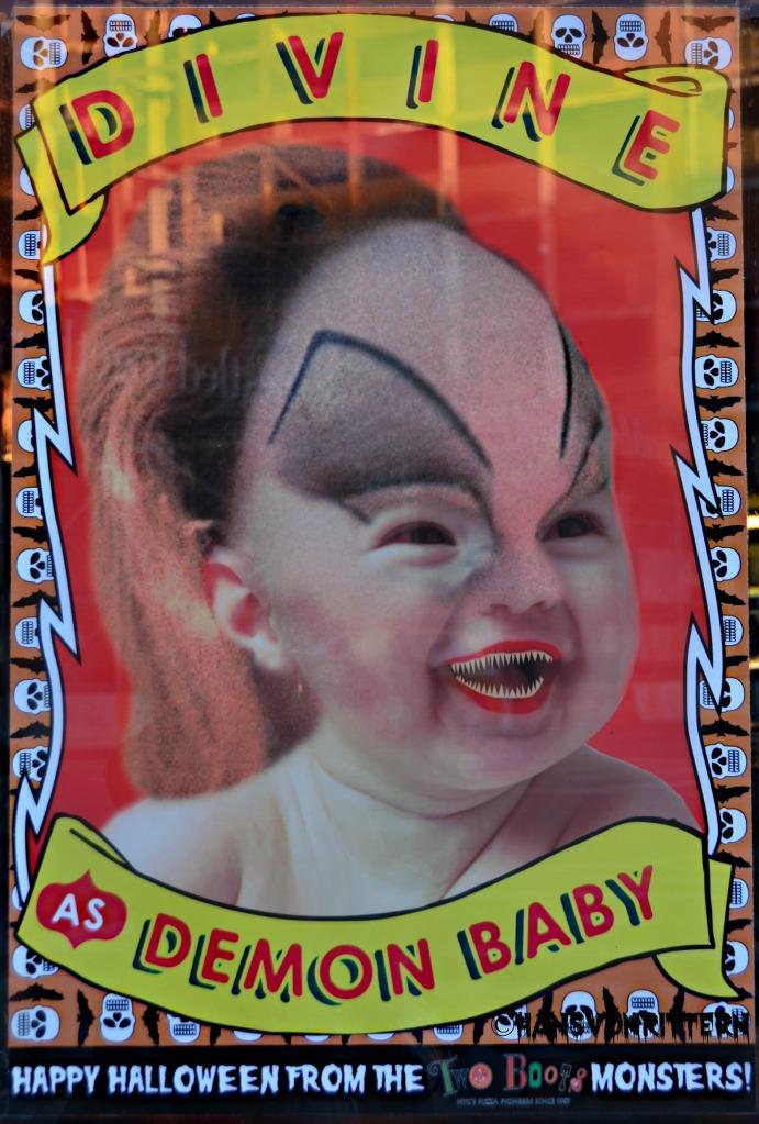 DIVINE DEMON BABY