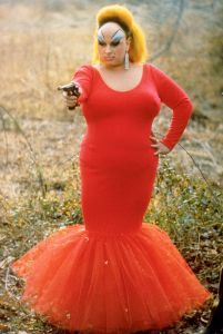 DIVINE in 'Pink Flamingos' 1972