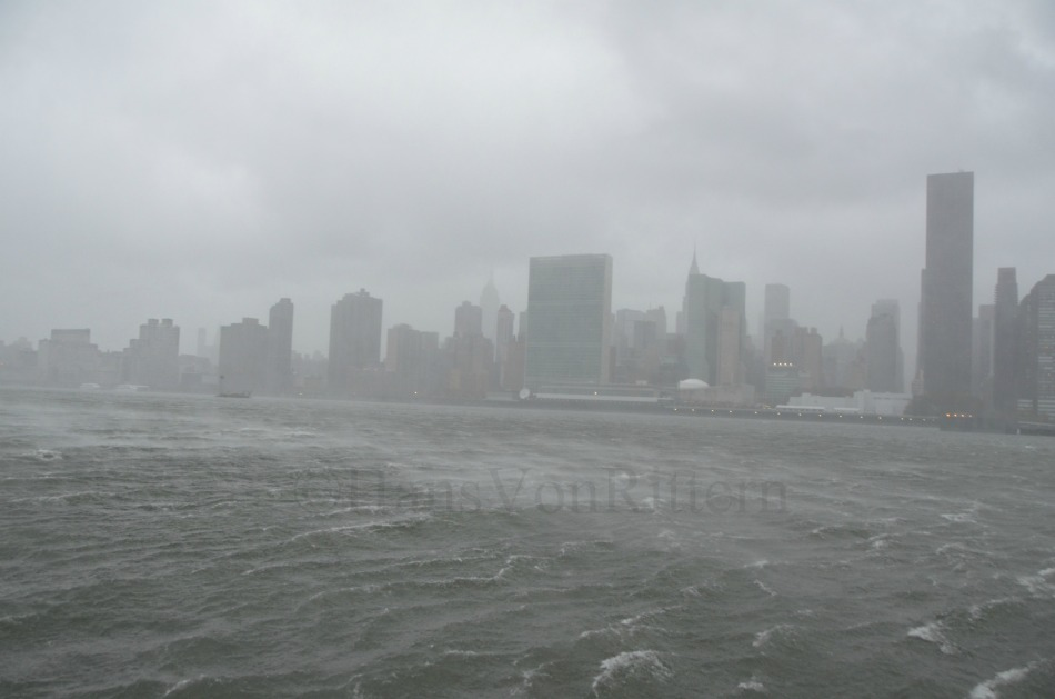 HURRICANE SANDY EAST RIVER©