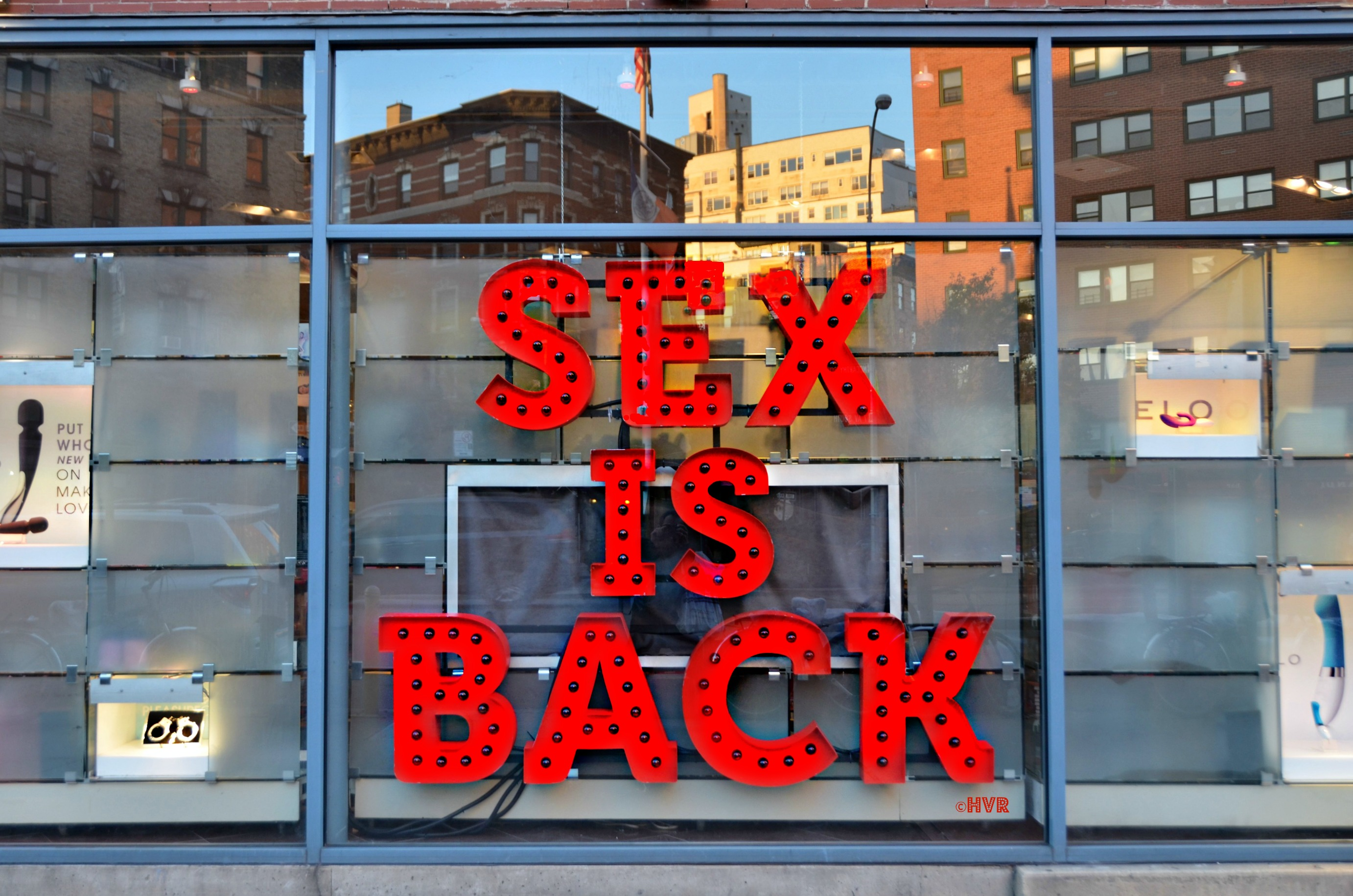 New york city sex show