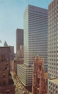 Tishman Building #666 Fifth Avenue