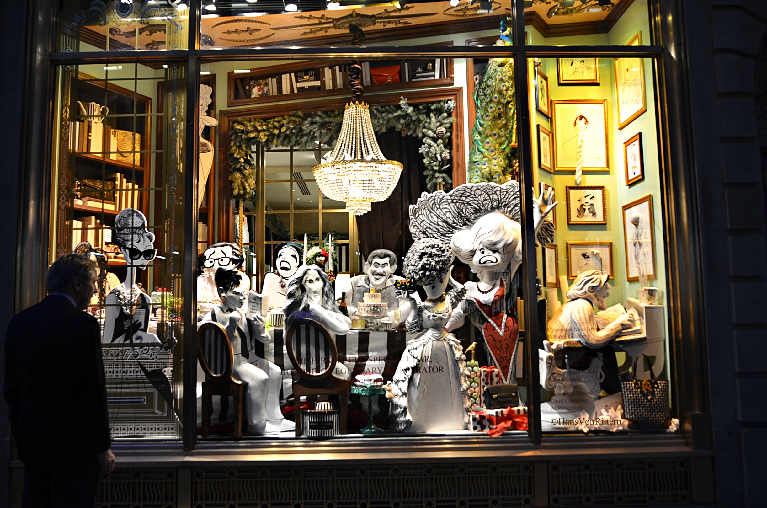 Henri Bendel department store | NEW YORK CITY - IN THE WIT OF AN EYE
