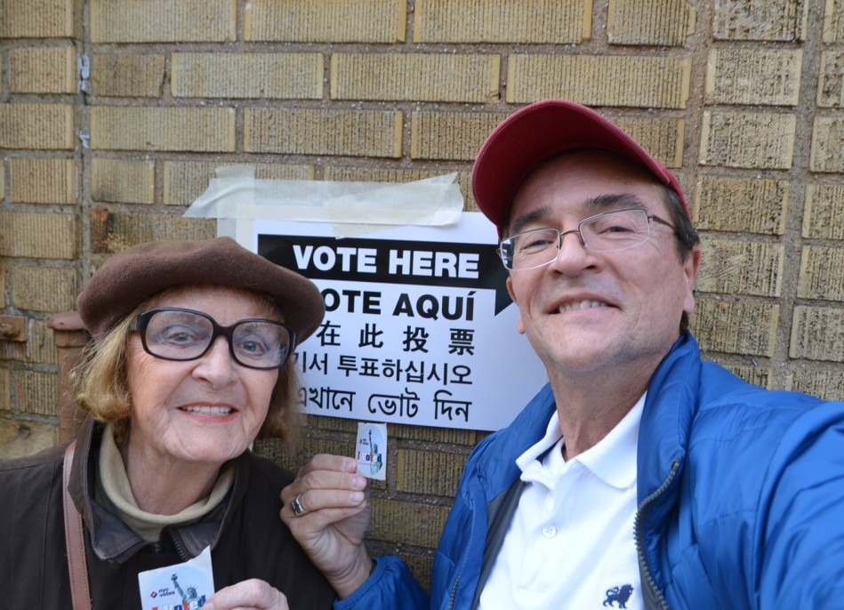 Ursula and Hans Von Rittern VOTED !