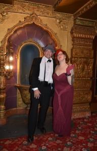 Hans Von Ritttern and Deborah Blau