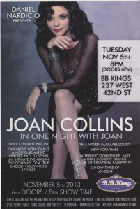 JOAN COLLINS AD