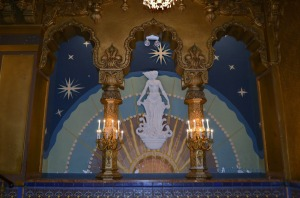 Loew's Palace mural