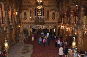 United Palace Loew's lobby