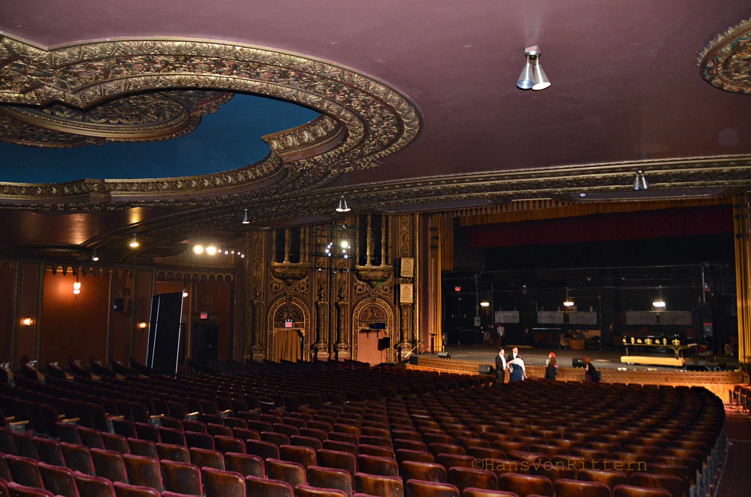 united palace theater seating. Black Bedroom Furniture Sets. Home Design Ideas