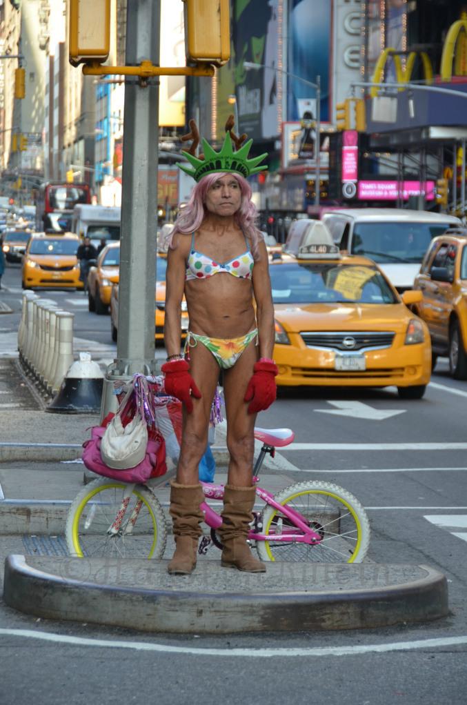 I love new york bikini