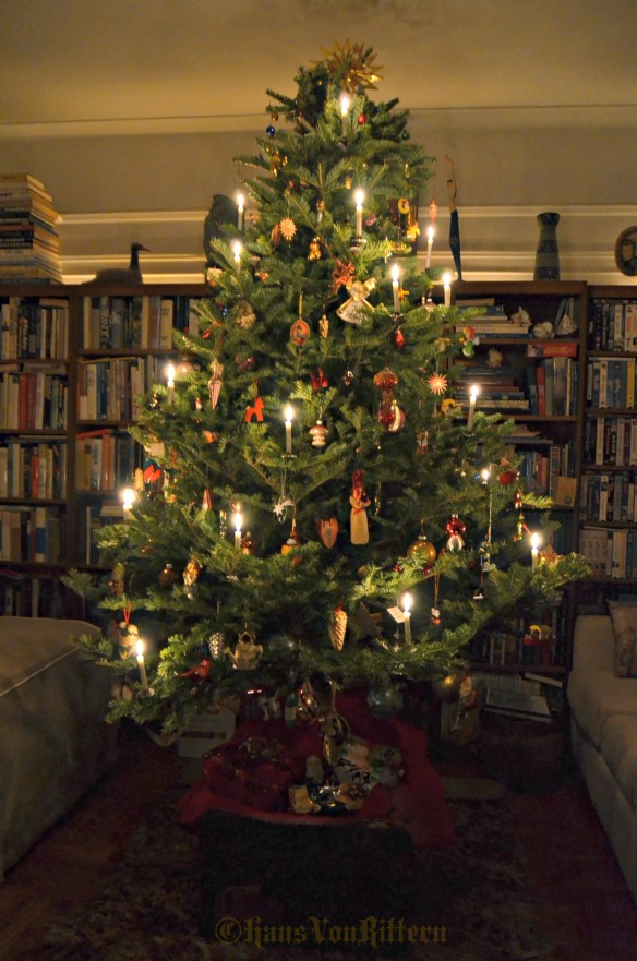 Image result for christmas tree old german