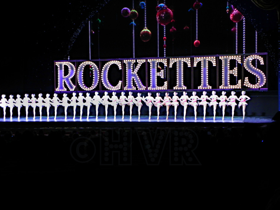 rockettes radio city