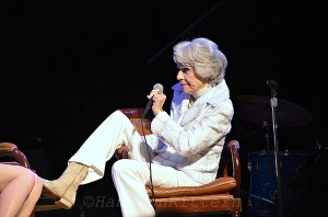 Carol Channing sideways