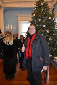 CHRISTMAS TREE GRACIE MANSION