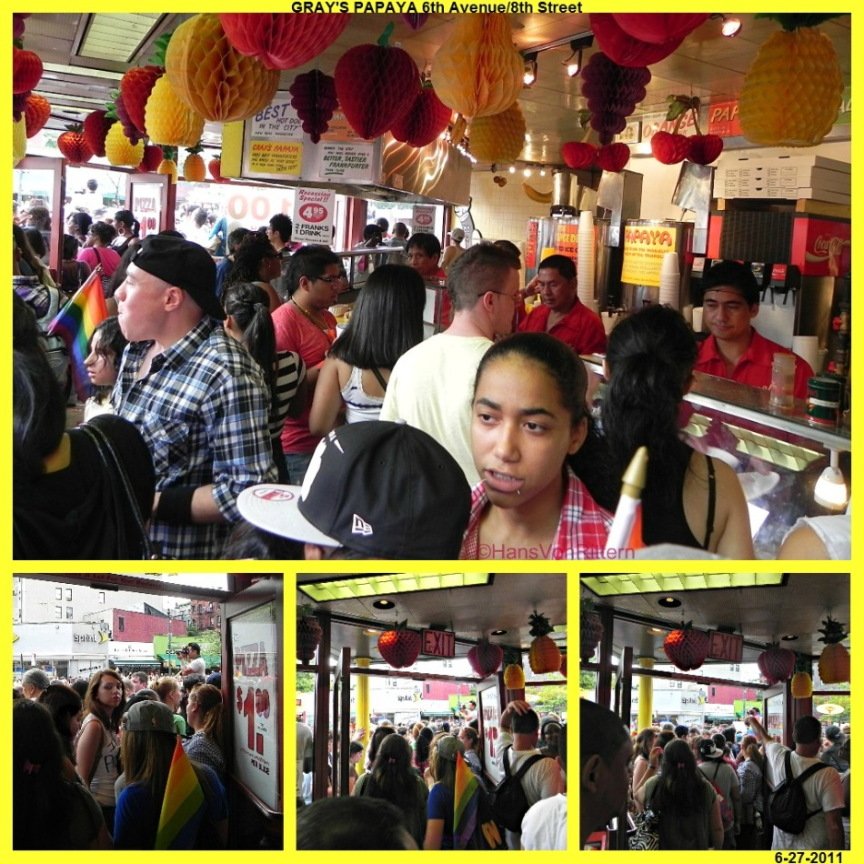 GRAY'S PAPAYA 6-27-2011 collage
