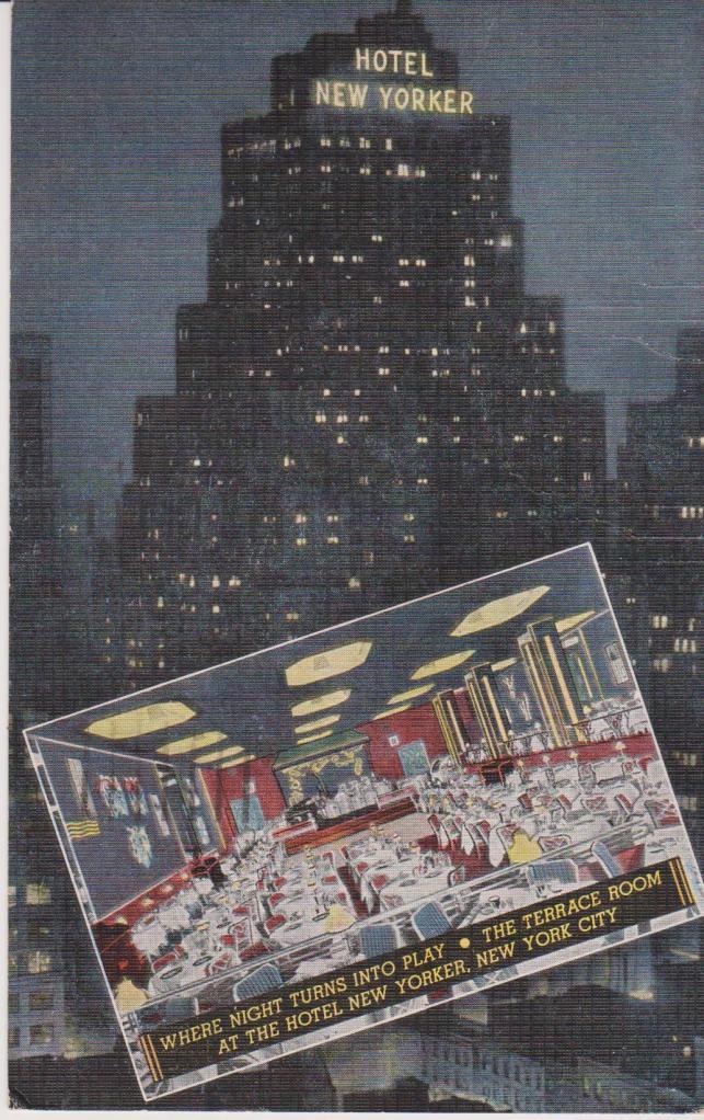 Hotel New Yorker 1943