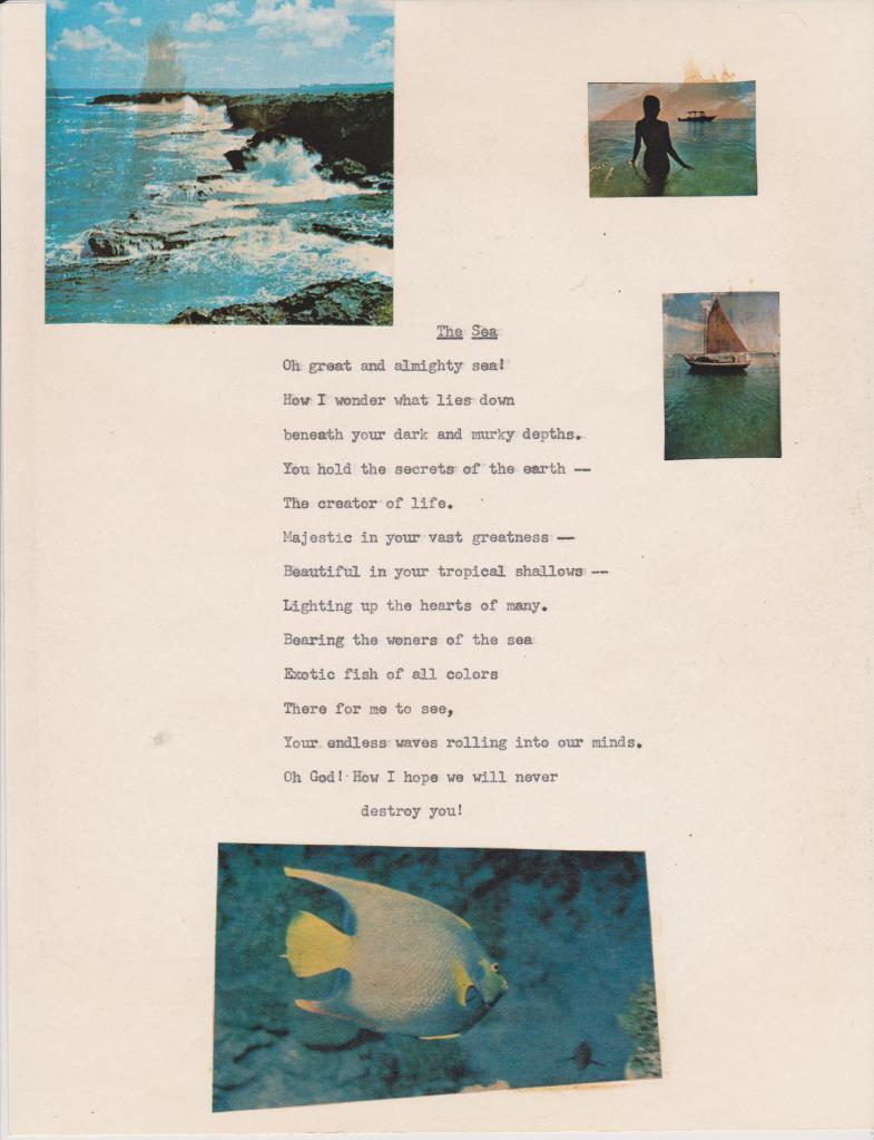 """The Sea"", 1973"