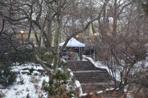 THE DeBLASIO'S COZY NEW HOME