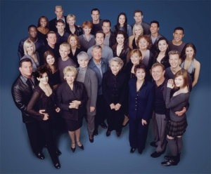ATWT 2001 cast