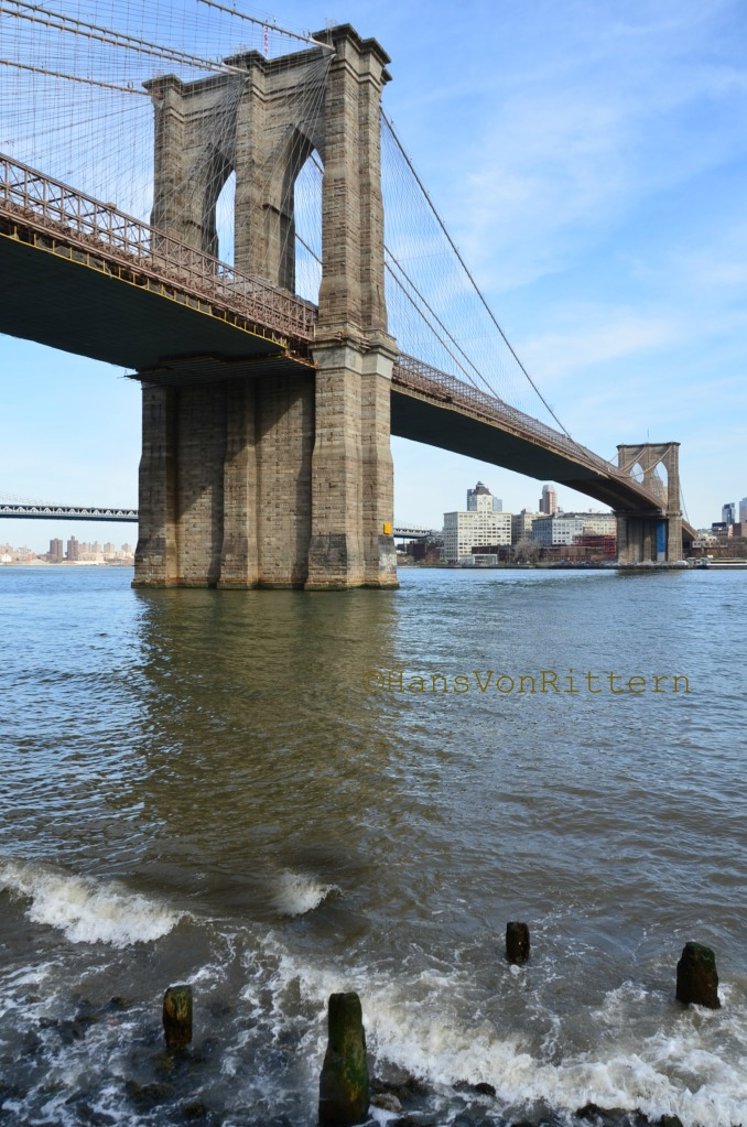 BY THE SHORES OF THE BROOKLYN BRIDGE
