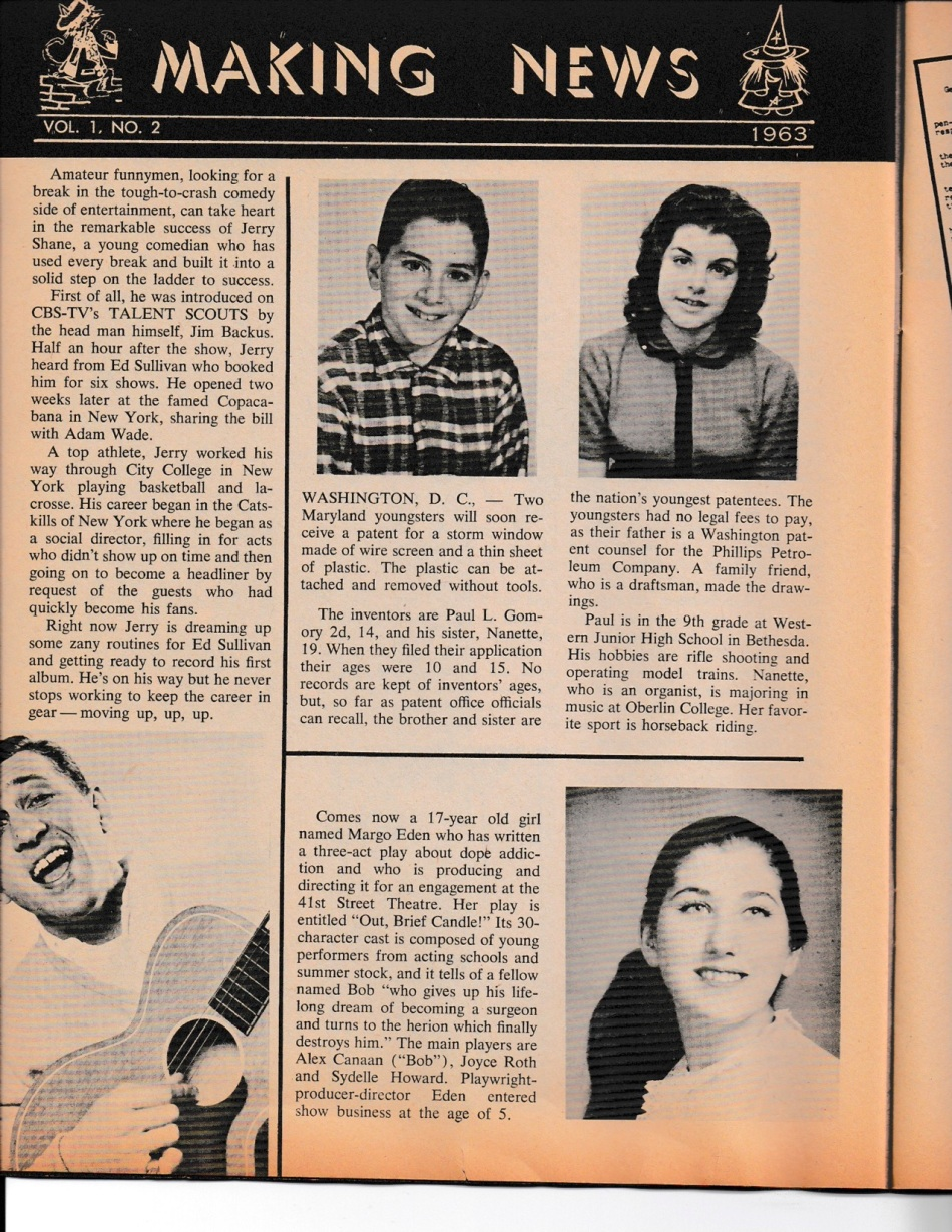 2.HI-TEEN Magazine-Jan 1963-Pg 22